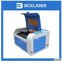 with ccd camera 60w co2 laser engraving machine with high precision