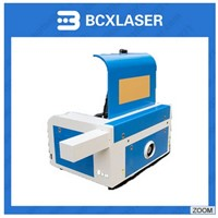 80 w Co2 Camera Fiber Coding Laser Marking Engraving Machine