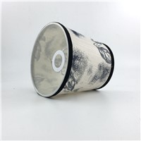 2pcs DIA 15.5cm Black color modren lamp lampshades or Wall lamp covers & shades DIY, E14