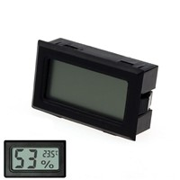 Mini Digital LCD Temperature Humidity Meter Thermometer Hygrometer Indoor