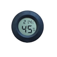 LCD Display Thermometer Hygrometer Temperature Humidity Meter Digital #16