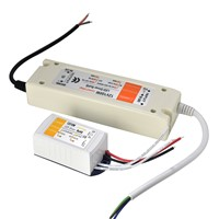 1pcs DC12V Power Supply Driver 18W/28W/48W/72W/100W Adapter Lighting Transformer  Manual switch for LED Strip ceiling Light bulb