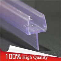 5PCS/lot Me-309B1 Bath Shower Screen Rubber Big Seals waterproof strips glass door seals length:700mm