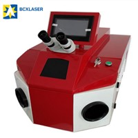 Jewelry laser welding machine for gold silver precious metal BCX-W200