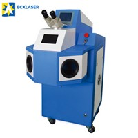 200W Jewelry laser welding machine for gold,silver,metai,jewelry BCX-W45