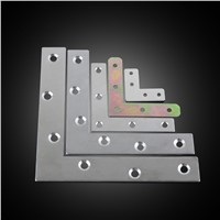 Furniture Corner Protector Stainless Steel Corner Brackets for  Furniture Fittings Furniture Hardware L type