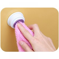 1PCS Wash Cloth Clip Holder Storage Rack Bath Room Storage Towel Rack Clip Hot