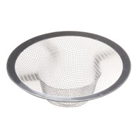 Nice Price! Kitchen Basket Drain Garbage Stopper Metal Mesh Sink Strainer