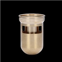 Full copper water seal core deep water seal core to drain deodorant copper floor drain water core