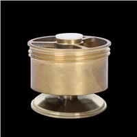 All copper inner core copper seal core to drain deodorant copper floor drain water core