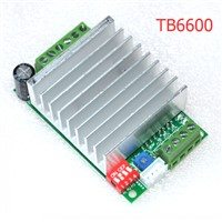 Smart Electronics CNC Single Axis TB6600 0-4.5A Two Phase Hybrid Stepper Motor Driver Controller Board Factory