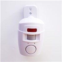 Home security Sensitive Burglar Wireless IR Infrared Remote Security Alarm System Motion Detector Sensor