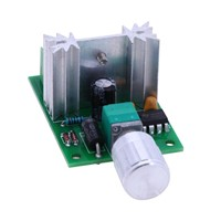 High Power 6A 12V PWM No-Polarity DC Motor Speed Regulator Controller Board Speed Motor Control Switch Board