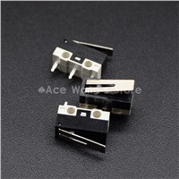 10Pcs Limit Switch Push Button Switch 1A 125V AC Mouse Switch 3Pins Micro Switch
