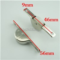 Brand New 20Pieces Sliding Door Roller Cabinet Nylon Wheel Pulley For Wardrobe Window Furniture Hardware