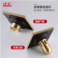 deodorant floor drain, bathroom, shower room, sewer, kitchen, pest control balcony, washing machine, floor drain cover