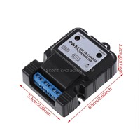 12V 3A Auto Solar Panel Charge Controller Battery Charger Regulator PWM New Drop shipping
