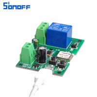 sonoff DC5V 7v-32v wifi switch wireless Relay module Smart home Automation access control Inching/Self-Locking usb interface