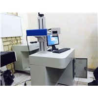 Best price CO2 laser marking machine / 60W/80W/100W/150W for glass / wood / acrylic