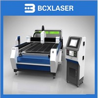 500W BCX small scale precious metal  Fiber Laser Cutting Machine For golds and silver