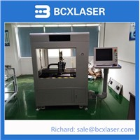 100W Laser engraving cutting machine double laser head for cutting stainless iron steel price