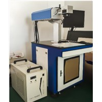 Wuhan bcxkaser USA laser source 355nm 3W 5W UV laser marking printing machine for non-metals and metals