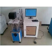 Wuhan bcxlaser Metal tube 10w 30w 50w 100w Co2 Laser Marking Machines/ Leather Laser Engraving Machine Price