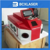 laser welding machine for jewelry repair gold silver welding machine BCX-W100/200