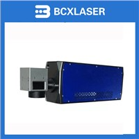 High efficiency laser marking machine used in industry 100w laser engraver optical path system