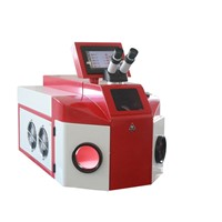 Cheap price Russian favorite jewelry laser welding machine, metal gold silver welding machine
