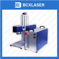 Nd yag 20w Laser Marking Printer For Metal Stainless Steel Ceramics Aluminum