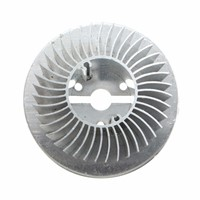 Hot Sale Aluminum Heatsink Heat Sink Cooling For 5W Downlights LED Power Light Bulb Lamp DIY
