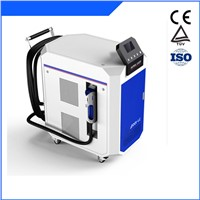 200w 500w laser cleaning machine with fiber laser source IPG laser cleaning machine rust removal
