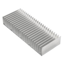 Aluminum Heatsink 150x60x25mm Heat Sink Cooling LED Power IC Transistor For Computer Electronics Equipment