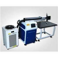 500W Word Advertisement Laser Welding Machine for Stainless Steel