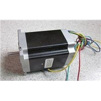 4lead NEMA 23 86mm 290OZ-in stepper Motor ,New
