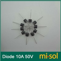 400pcs/lot - 10A 50V Schottky Diode, SCHOTTKY BARRIER RECTIFIER, for solar panel DIY