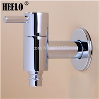 1/2 Brass washing machine tap bathroom lavatory single cold water tap outdoor garden wall tap bibcocks