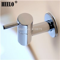 G1/2 Brass bathroom lavatory single cold water tap outdoor garden wall tap bibcocks
