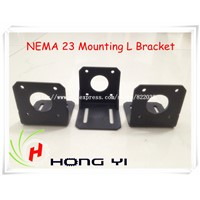 5Pcs stepper motor NEMA 23 Mounting L Bracket Mount for 57 Motor