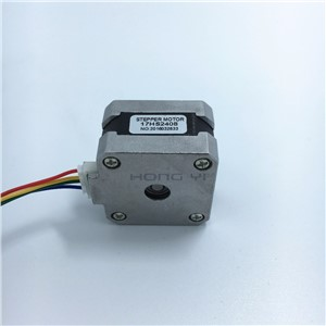 Best price and Quality 17HS2408  4-lead Nema17 Stepper Motor 42 motor 42BYGH  0.6A CE ROSH ISO CNC Laser and 3D printer