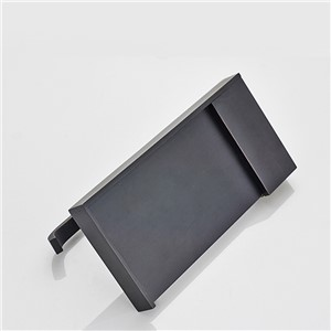 Modern New Wall Mounted Bathroom Oil Rubbed Bronze Toilet Paper Holder Storage Shelf Mobile Phone Rack