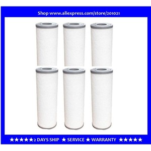 6 x Disposable spa filter cartridge silver sentinel Arctic Spa tub C-4950 FC-2390