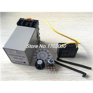 SS-62 Single Phase AC Motor Speed Control Unit Controller 220V/240V 3A 50-60Hz