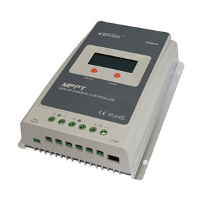 LCD 20A MPPT Solar Charge Controller Tracer2210A  20A Solar Panel Battery Charge Controller Regulator Max. 520W Input