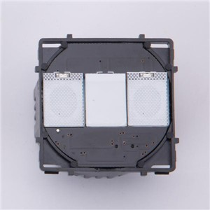 1gang 2way touch sensor light switch modular function part, no switch panel ,EU/UK style,Hot sale
