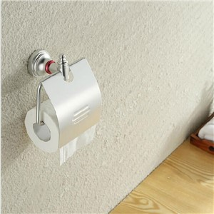 bathroom paper holder aluminum wall paper holder toilet roll holder bathroom accessories