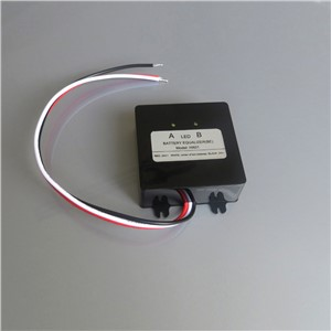 Battery equalizer 2 X 12V used for lead-acid battery Balancer charger for 12V 24V