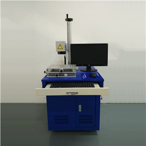 20W Optical Fiber Laser Marking Machine