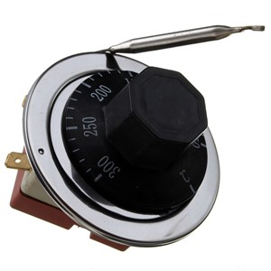AC220V 16A Specially designed Dial Thermostat Temperature Control Switch for Electric Oven 50-300C Dial